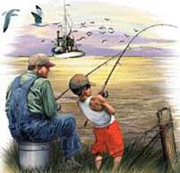 Платная рыбалка