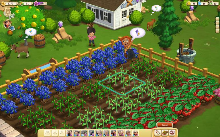 бизнес идея года farmville