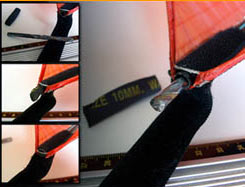 изготовление воздушного змея