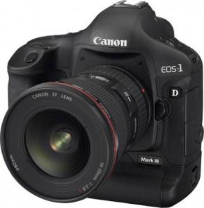 фотокамера Canon-EOS-1D-Mark-III