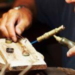 Чистка и ремонт ювелирных изделий