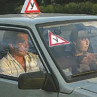 Частные уроки вождения