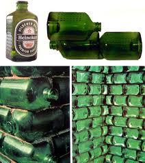 квадратная бутылка хайнекен