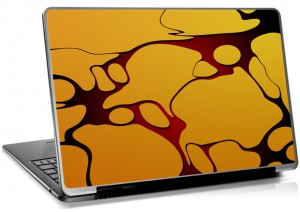бизнес идея наклейка на ноутбук
