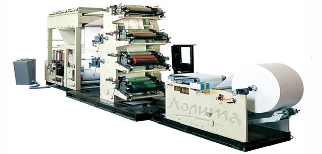линия по производству бумажных салфеток