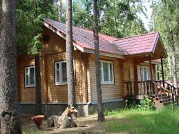 дизайн гостевого домика для туристической базы