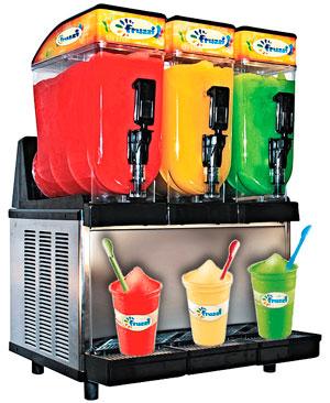 аппарат по производству сладкого льда