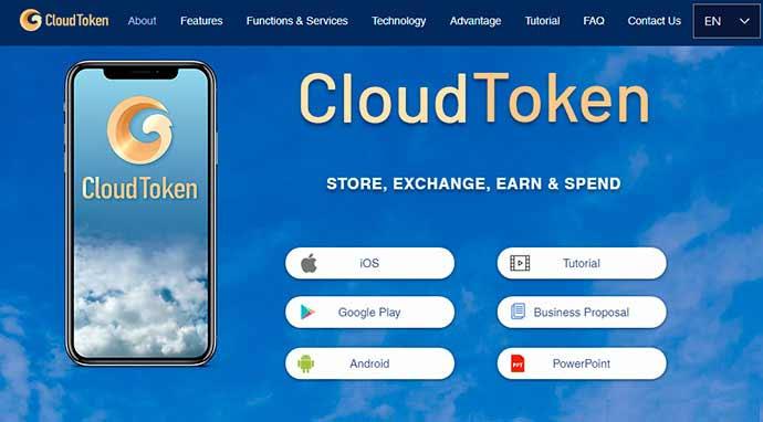 cloud-token