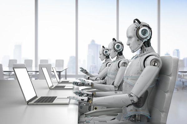 Обзвон клиентов с помощью робота