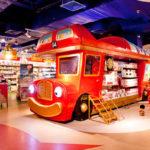 Торговля детскими игрушками